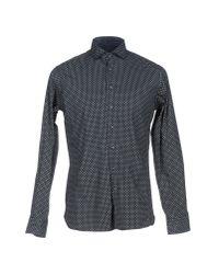 Gallery - Black Shirt - Lyst