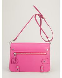 Proenza Schouler - Pink Ps11 Satchel Bag - Lyst