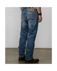 Denim & Supply Ralph Lauren   Blue Straight-Cut Jeans for Men   Lyst