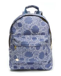 Mi-Pac Blue 140th Birthday Liberty Print Backpack