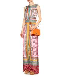 Diane von Furstenberg - Orange 440 Gallery Les Cross-Body Bag - Lyst