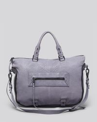 She + Lo - Gray Satchel - Rise Above - Lyst