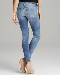 Citizens of Humanity - Blue Jeans Avedon Ultra Skinny in Savanna - Lyst