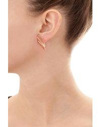 Yumeko Yamada - Pink Fan Earrings - Lyst