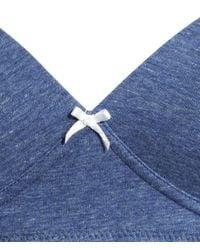H&M - Blue Mama Cotton Nursing Bra - Lyst