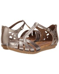 Rockport | Metallic Cobb Hill Ireland | Lyst