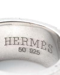 Hermès - Metallic HermãˆS Candy Ring - Lyst