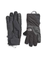 The North Face | Black 'guardian E-tip' Tech Gloves for Men | Lyst