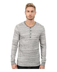 Alternative Apparel | Gray Eco Crewneck Tee for Men | Lyst