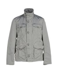 Dekker - Gray Jacket for Men - Lyst