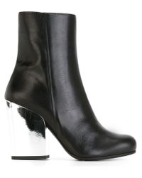 McQ | Black 'geffrye' Boots | Lyst