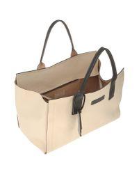 Brunello Cucinelli - White Handbag - Lyst