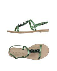 Apepazza - Multicolor Sandals - Lyst