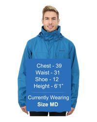 Patagonia - Blue 3-in-1 Snowshot Jacket for Men - Lyst