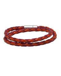 Tateossian | Red Bracelet for Men | Lyst