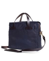 Brooks Brothers | Blue Exclusive For Filson® Tin Cloth Briefcase for Men | Lyst