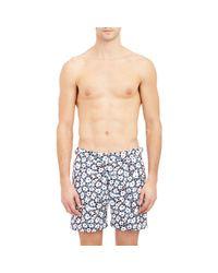 Orlebar Brown - Blue Bulldog Swim Trunks for Men - Lyst