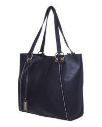 Urban Originals Black 'montana' Shopper