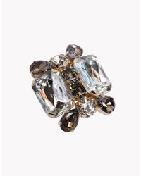 DSquared² - Metallic Ophelia Earrings - Lyst
