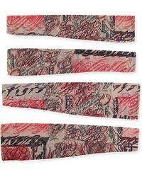 Comme des Garçons Multicolor Arm And Leg Tattoo Sleeves - For Men for men