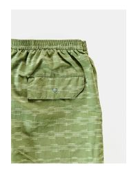 Patagonia | Green Ikat Lines Baggies Short for Men | Lyst