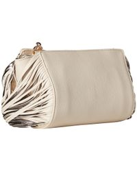 Betsey Johnson | Natural Fringe Party Crossbody | Lyst