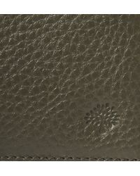 Mulberry - Green Leather Wallet for Men - Lyst