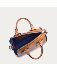 Bally Brown Bloom Small