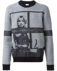 Opening Ceremony | Black 'contact Sheet' Sweater for Men | Lyst