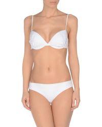 Fendi - White Bikini - Lyst