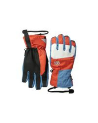 686 | Orange Sammy Luebke Burner Glove for Men | Lyst