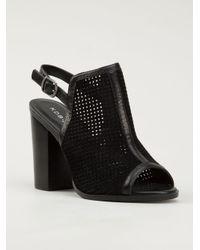 Kelsi Dagger Brooklyn Black Goya Sandal