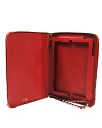 Valentino Red Ipad Case