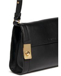 See By Chloé Black 'jill' Leather Crossbody Bag