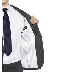 DSquared² | Gray Tokyo Light Stretch Wool Gabardine Suit for Men | Lyst