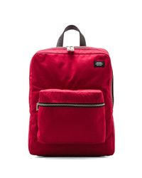 Jack Spade - Foundation Canvas Backpack in Red - Lyst