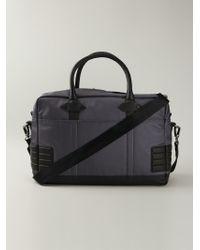DIESEL Black 'Urban Case' Briefcase for men