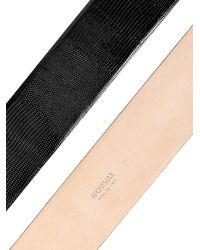 Sportmax Black Calca Belt