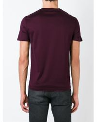 Alexander McQueen | Embroidered Skull T-shirt for Men | Lyst