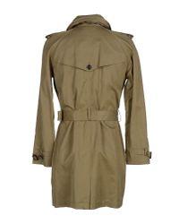 Woolrich - Green Full-length Jacket for Men - Lyst