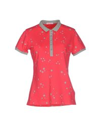 Sun 68 - Multicolor Polo Shirt - Lyst