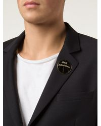Hyein Seo | Black Basketball Pin | Lyst