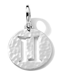Ippolita Metallic Sterling Silver Zodiac Charm