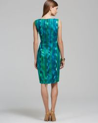 Elie Tahari Multicolor Davis Dress