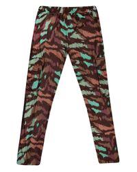 Jeremy Scott | Green X Adidas Cartoon Camo Track Pants | Lyst