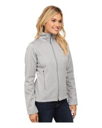 The North Face | Gray Canyonwall Jacket | Lyst