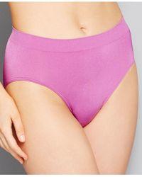 Wacoal | Purple B-smooth High-cut Brief 834175 | Lyst