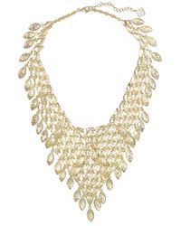 Kendra Scott | Metallic Tanay Statement Necklace for Men | Lyst