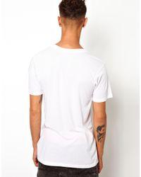ELEVEN PARIS - White Tshirt with Spongebob Print for Men - Lyst