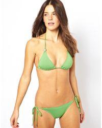 Melissa Odabash | Green Istanbul Bikini Set | Lyst